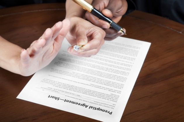 Prenuptial Agreements To Discuss Or Not To Discuss The Elephant In