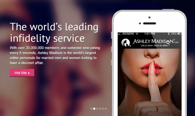 advice for ashley madison hack victims